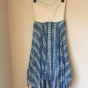 Billabong Strapless Sundress